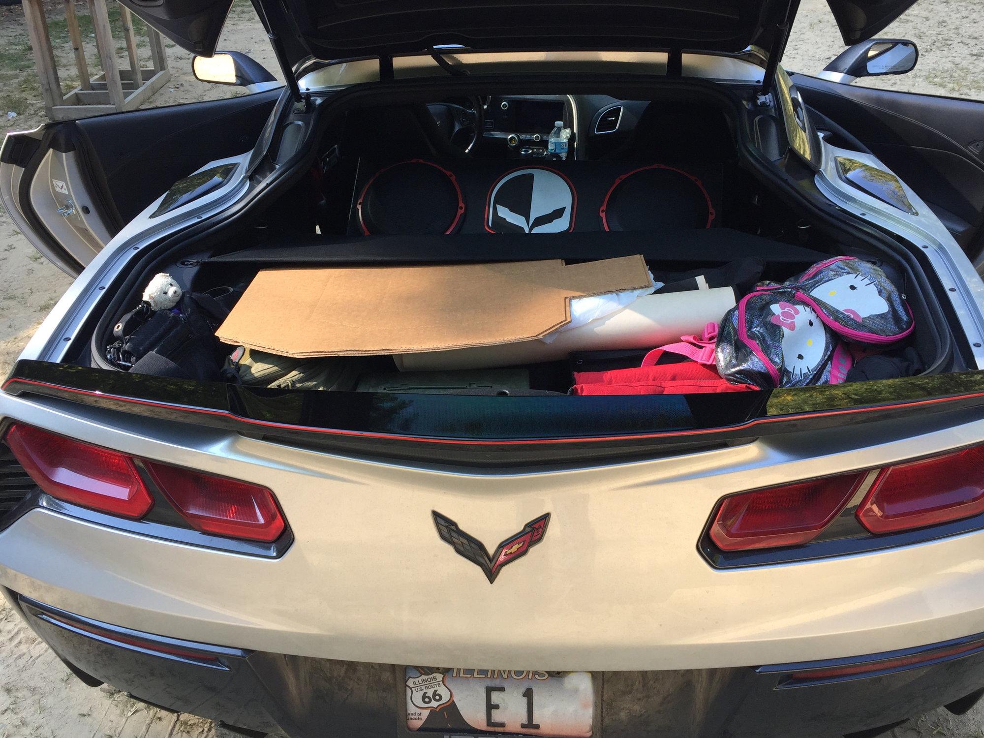 Better than 2 golf bags in the trunk - CorvetteForum - Chevrolet ... 2ab228e967