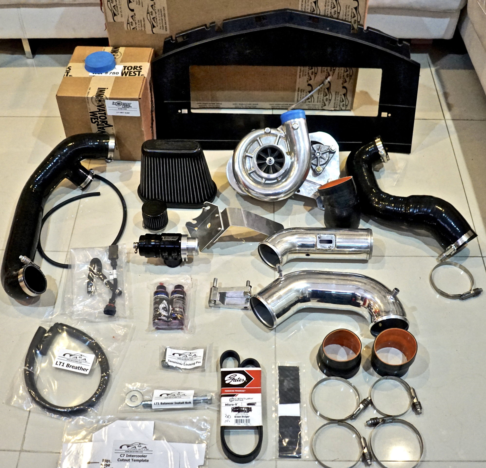Bbc Vortech Supercharger For Sale: FS (For Sale) Crazy Deal A&A Supercharger New/used C7