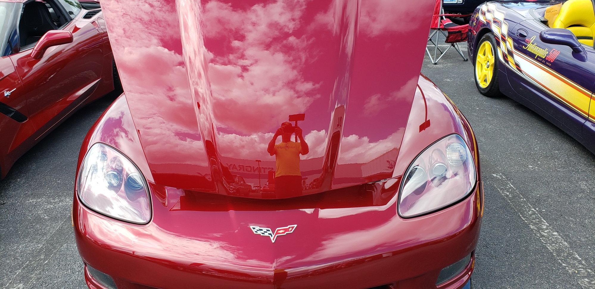 Finishing Polish Corvetteforum Chevrolet Corvette
