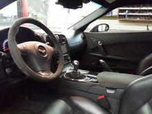 Centennial Alcantara Steering Wheel OEM