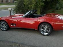 68 roadster