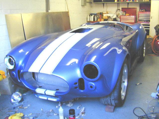 Terminator Cobra Vs C5 Z06