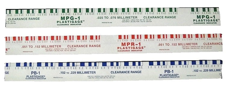 HOW TO: Check Main & Rod Bearing Clearances with Plastigage