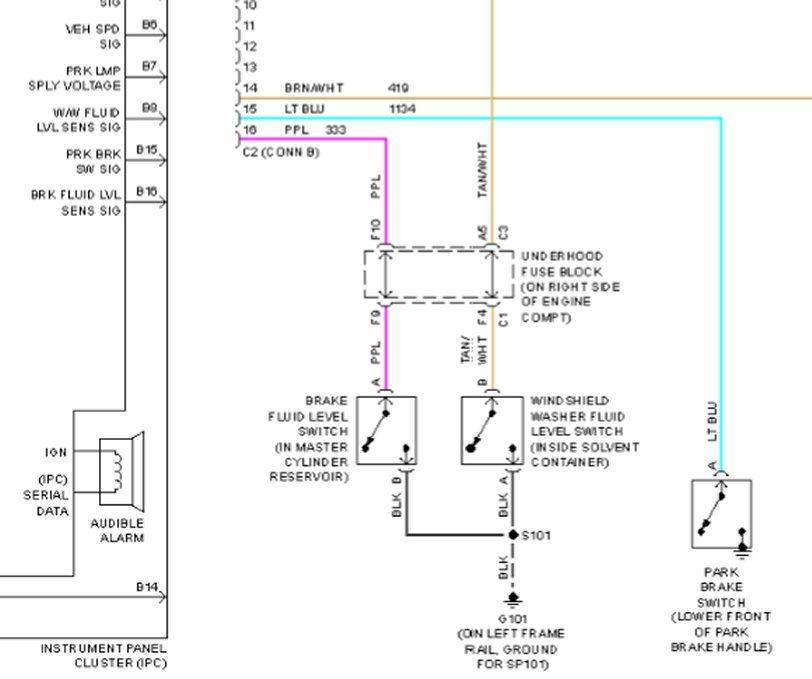 wells cargo trailer ke wiring diagram wells cargo trailer