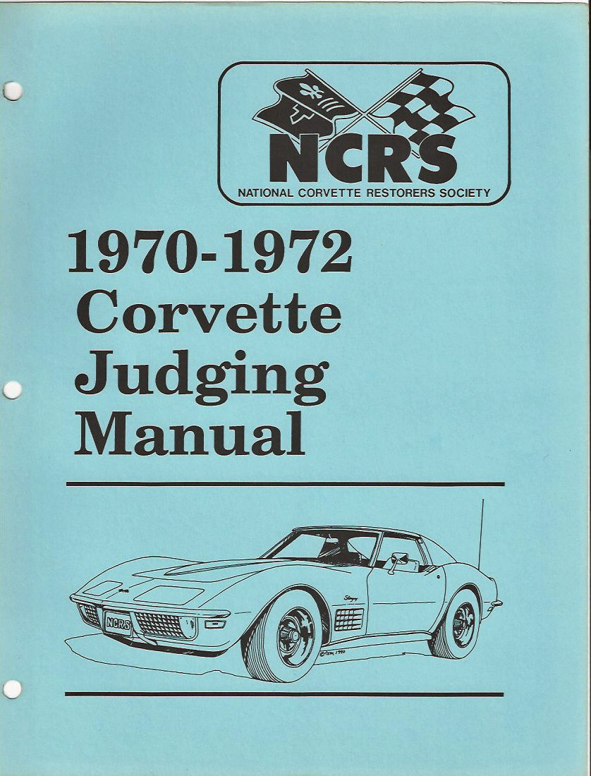 ncrs manual 1970 1972 corvetteforum chevrolet corvette forum rh corvetteforum com 1970 corvette manual 1970 corvette manual transmission fluid