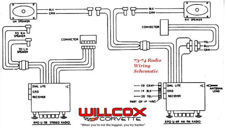 1971 Corvette Radio Wiring - Wiring Diagram site-bronze -  site-bronze.erbapersa.iterbapersa.it
