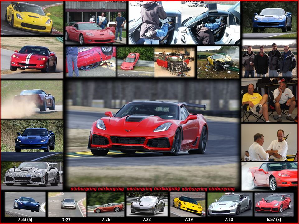 C7 Nurburgring times, they're all here! - CorvetteForum - Chevrolet