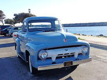 FP's 1954 Ford F-100