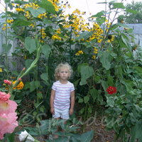 August, 2008.  Granddaughter.