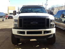 """How it sits now with a 4.5"""" lift and 37's."""