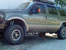 2000 Ford Excursion 7.3L diesel