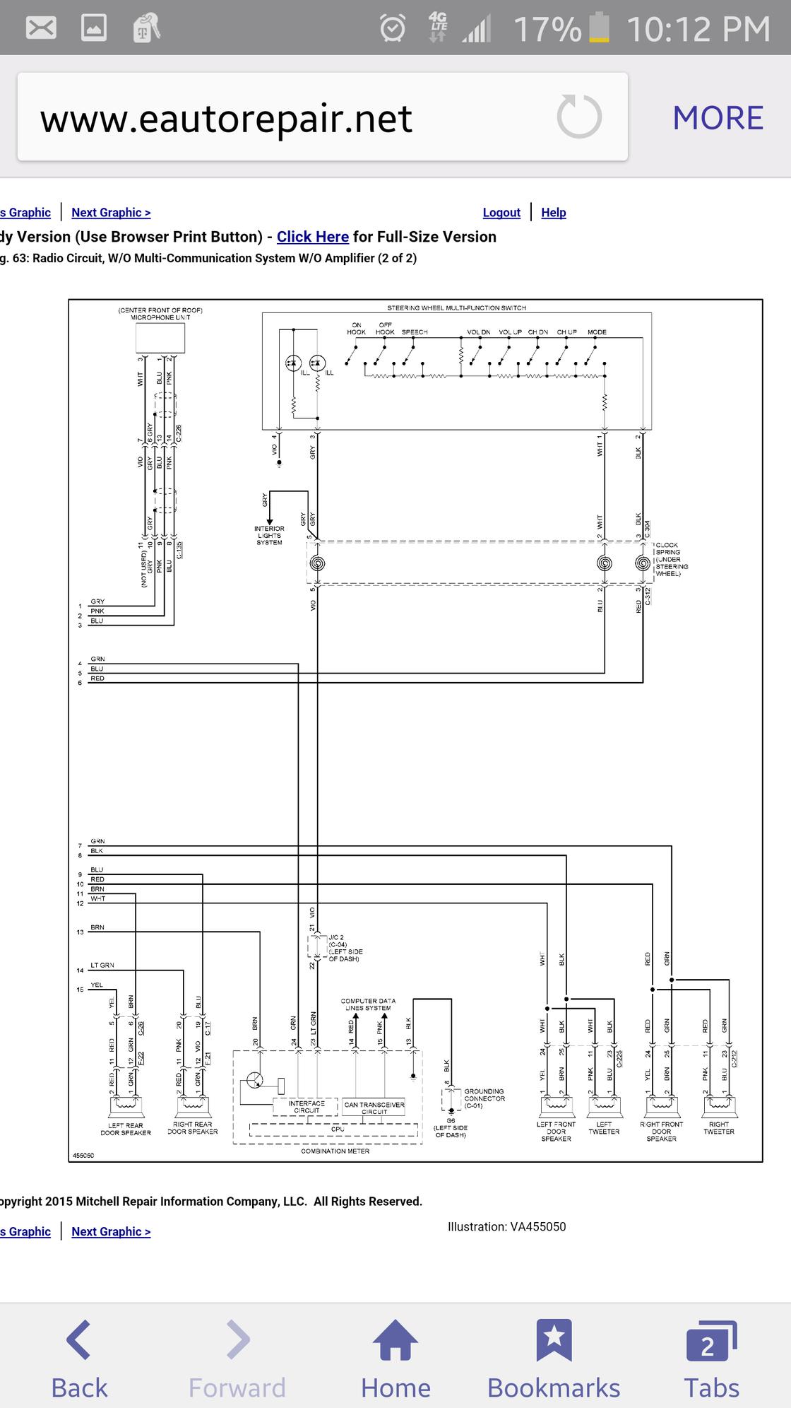 Speaker Wires Color Code - Evolutionm