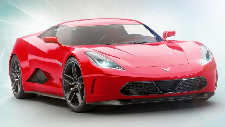 Http Www Roadandtrack Com New Cars A29781 Mid Engine Corvette 2018