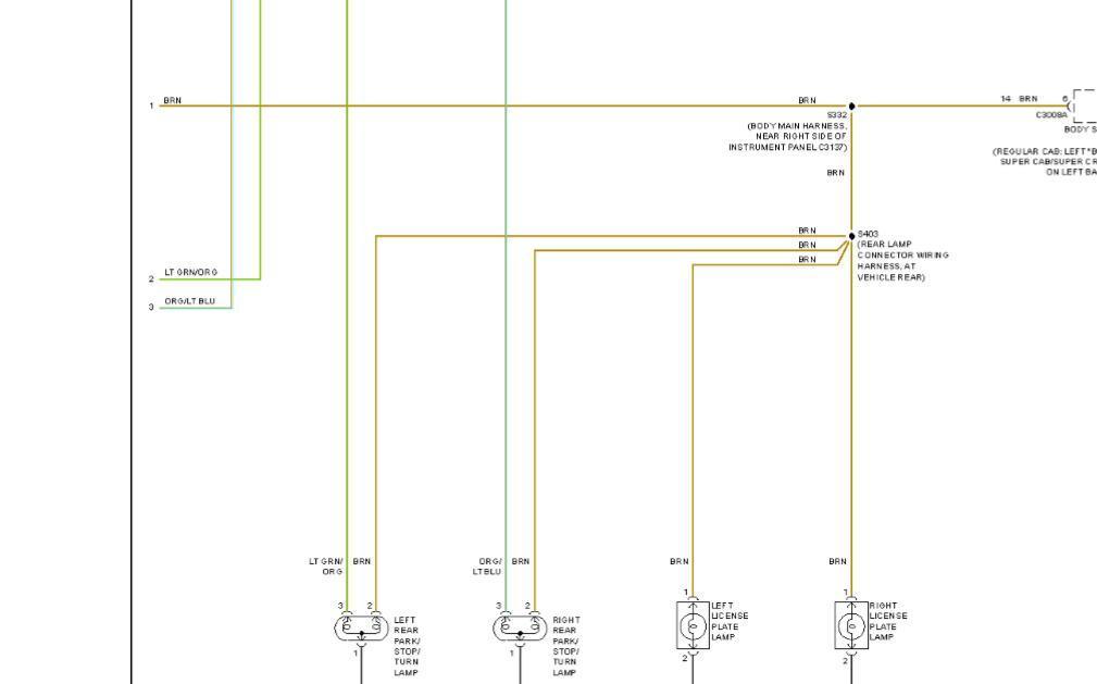 Brake Light And Turn Signal Problem - Ford F150 Forum