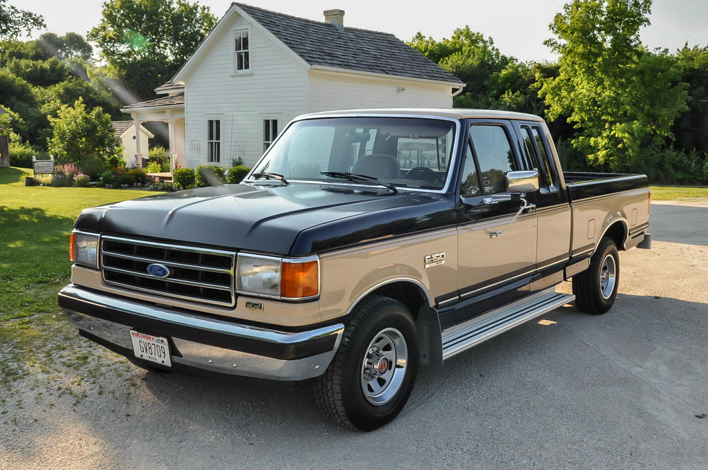 what is my 1990 f150 xlt lariat w 5 8 windsor worth ford f150 forum community of ford. Black Bedroom Furniture Sets. Home Design Ideas