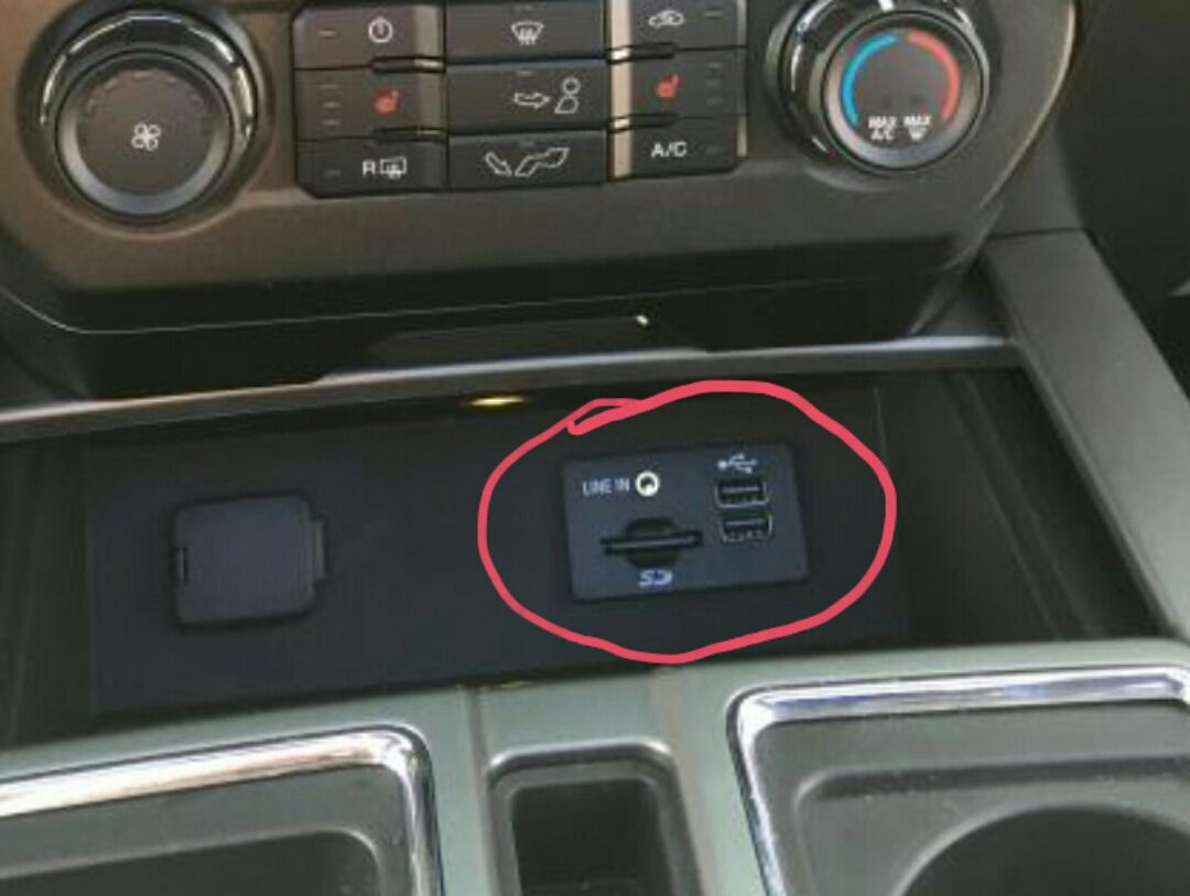 Sd Card Reader Part Number Ford F150 Forum Community