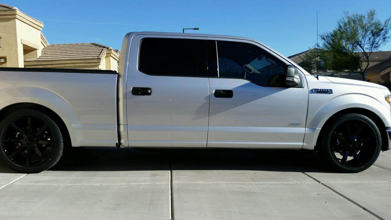 Lets See Some Lowered Trucks Page 173 Ford F150 Forum