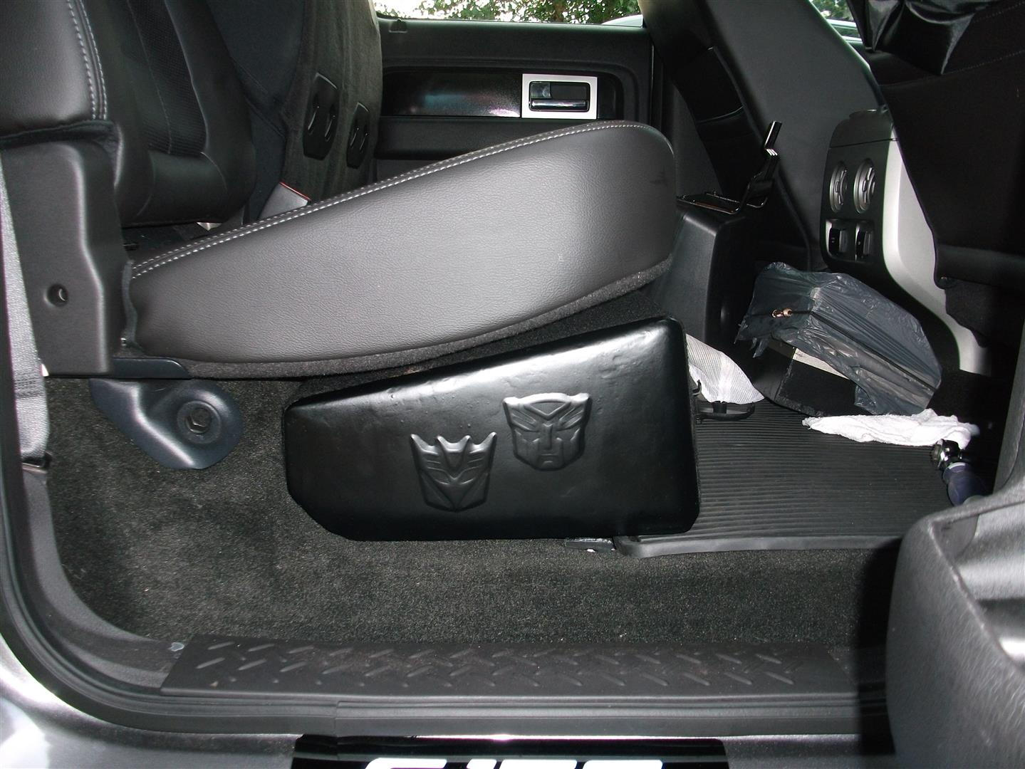 Ford Columbia Sc >> Supercrew Subwoofer Enclosure - Page 5 - Ford F150 Forum