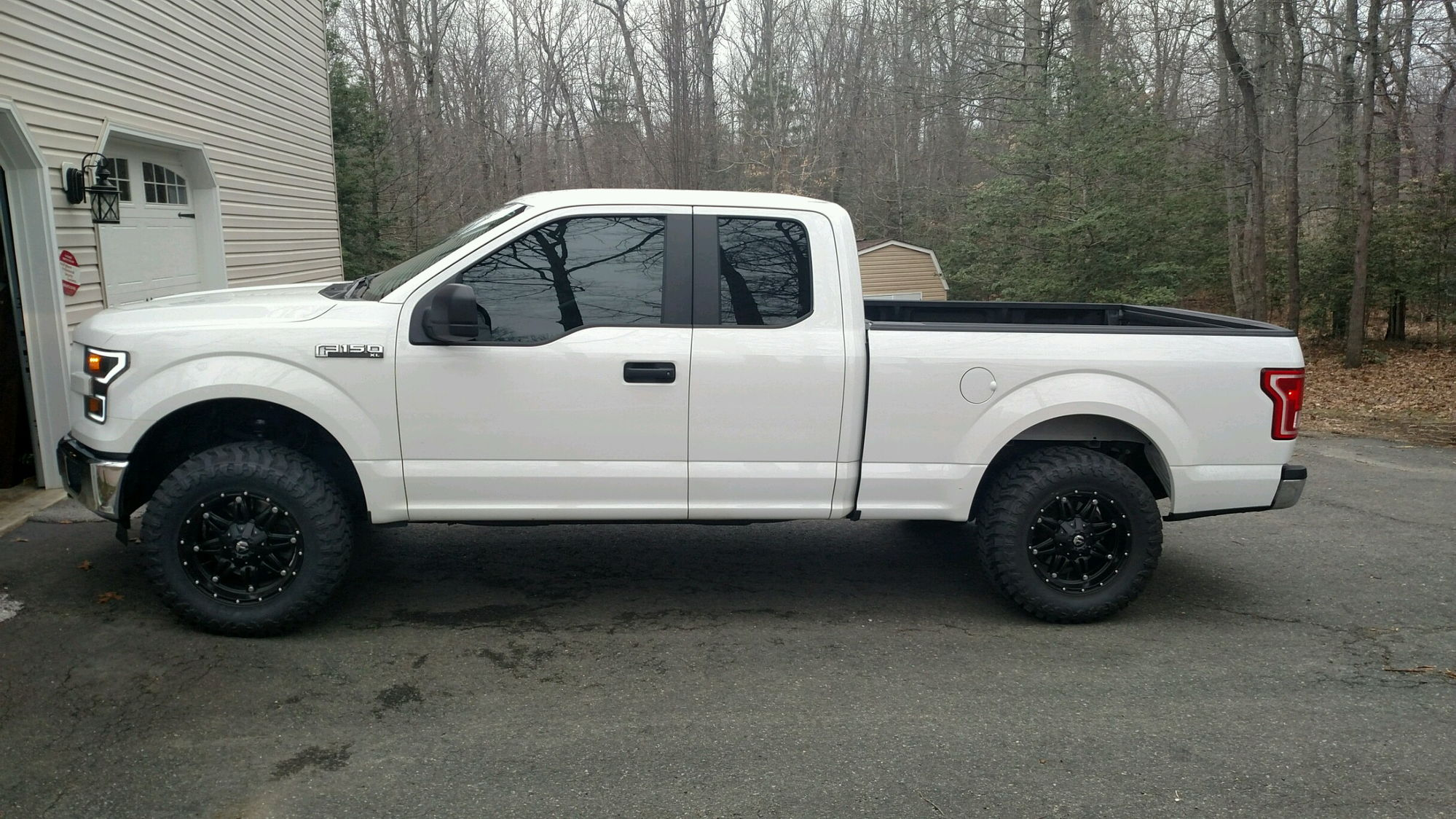 let 39 s see your black aftermarket wheels page 18 ford f150 forum community of ford truck fans. Black Bedroom Furniture Sets. Home Design Ideas