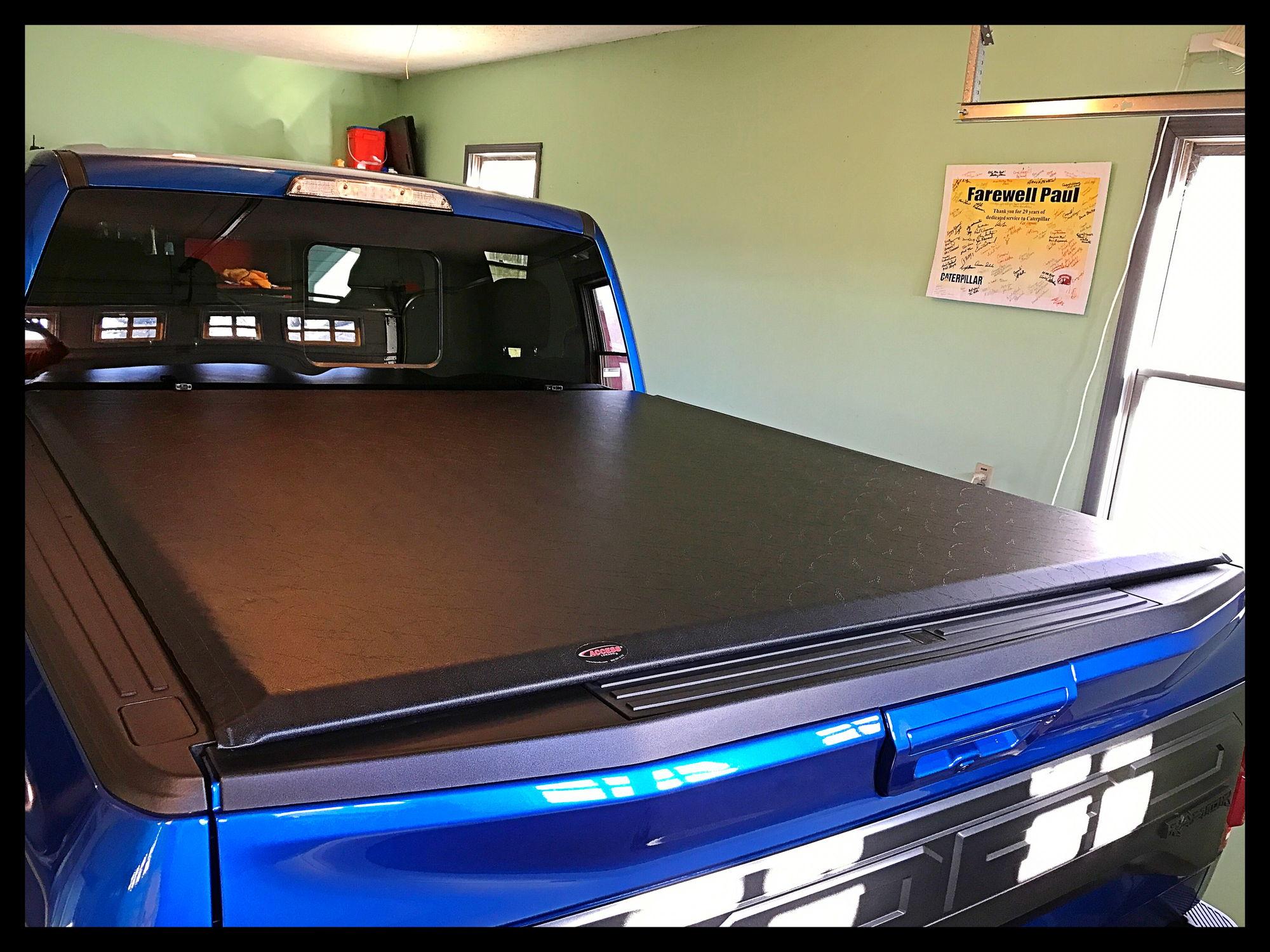 Redx 2017 Lightning Blue Raptor Build Thread Ford F150