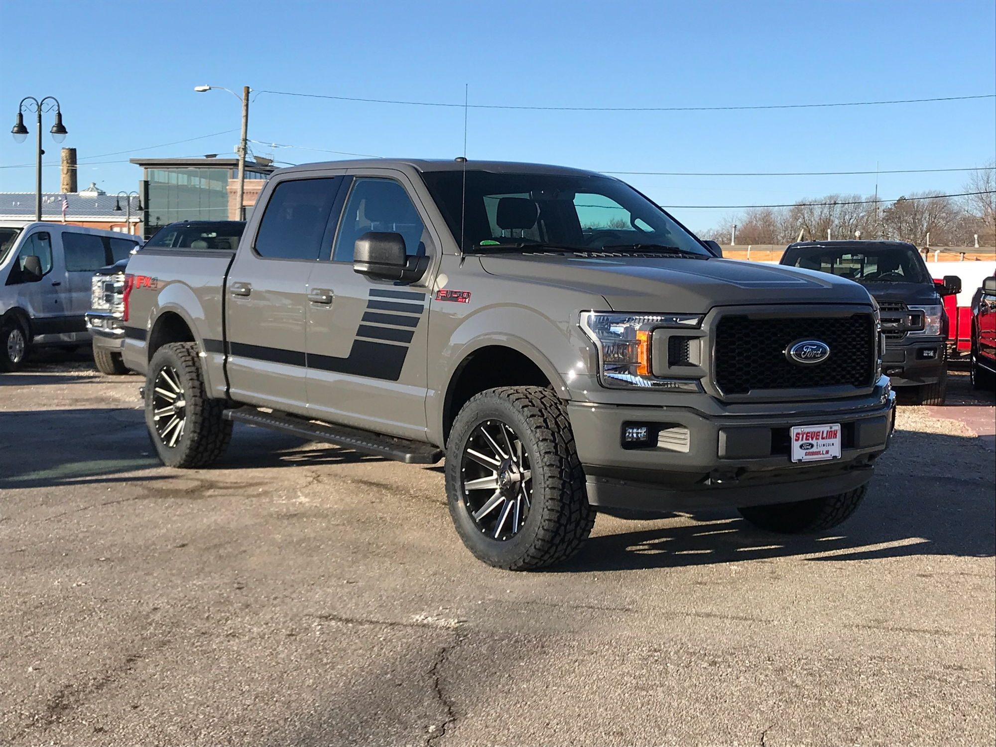 2018 Lead Foot Special Edition Page 2 Ford F150 Forum