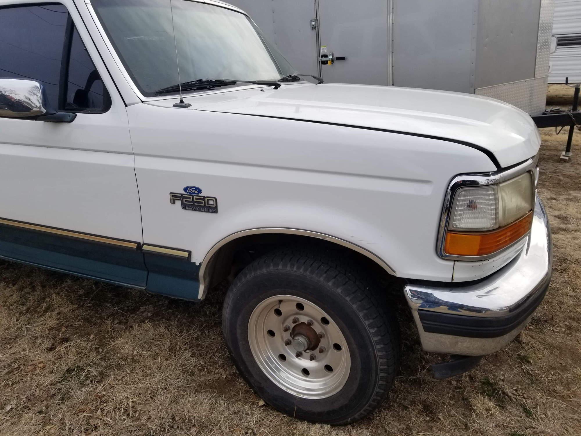 1996 ford f250 4 door