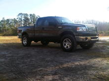 General Image  Sittin nasty at the camp in Brooker, FL