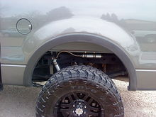 new mx2.0 rear shocks.