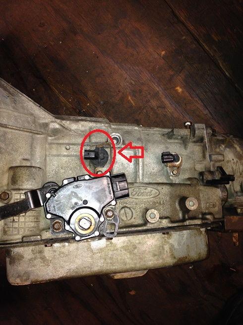 2005 4x2 F150 4r70w Swap Questions Hlp Pls Ford F150