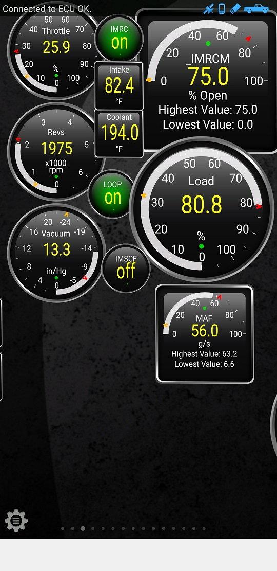 F150Torqued NEEDs HELP testing TORQUE PRO gauge for IMRC valve