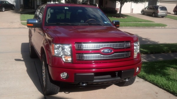 Lets See All The Red Trucks Page 20 Ford F150 Forum