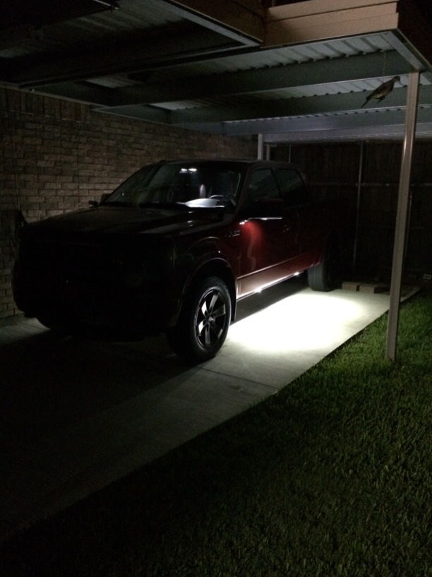 Adding Puddle Lights Ford F150 Forum Community Of Ford