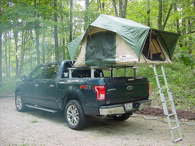Better Options For Camping On The Truck Ford F150 Forum Community Of Ford Truck Fans