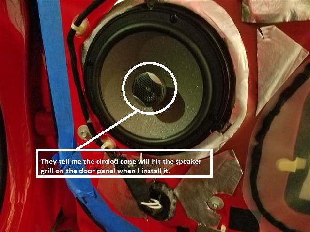 2017 XLT Speaker upgrade ?'s - Ford F150 Forum - Community