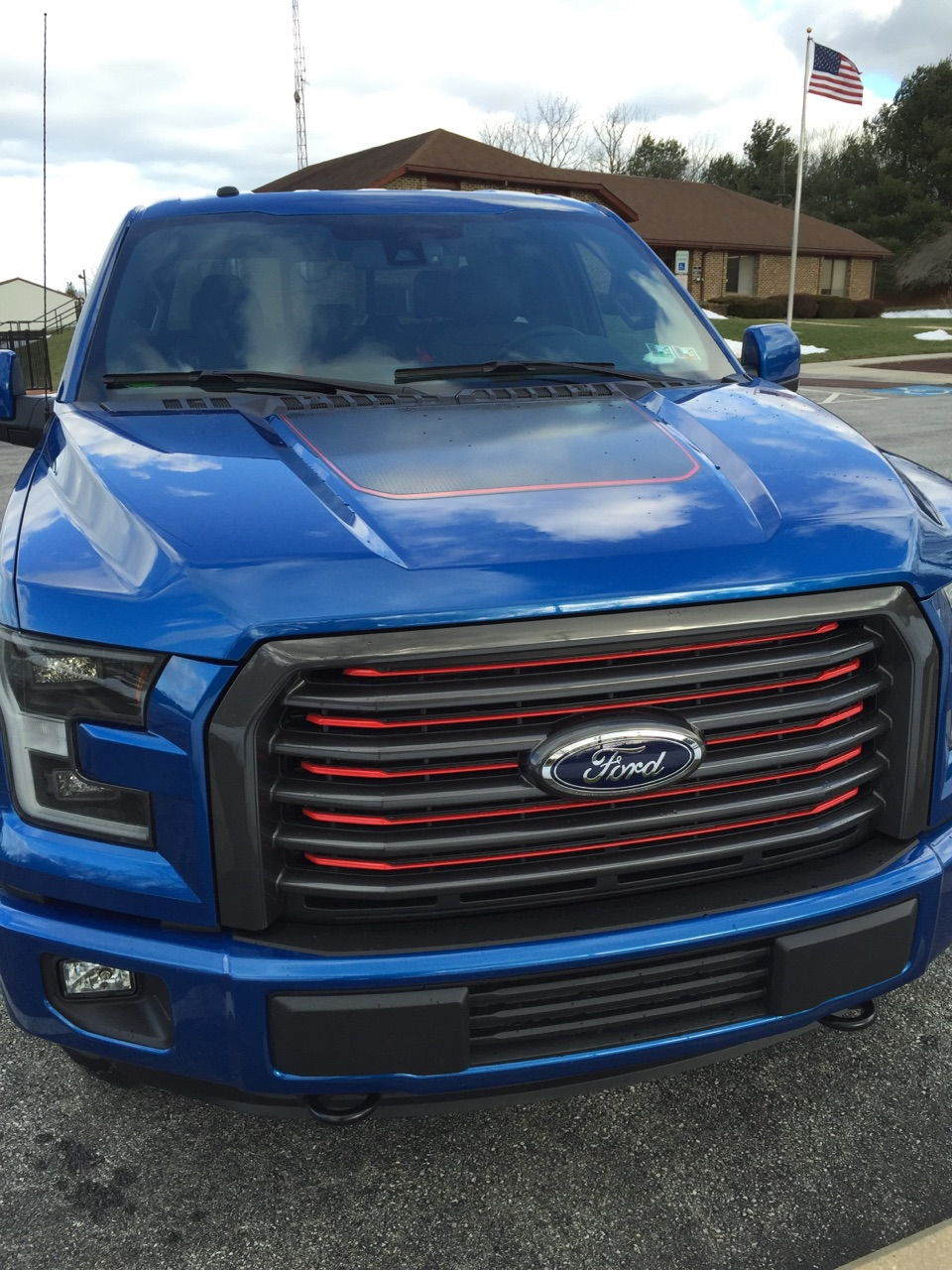 2016 f 150 special edition appearance package