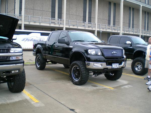 Vehicle: 2005 Ford F150