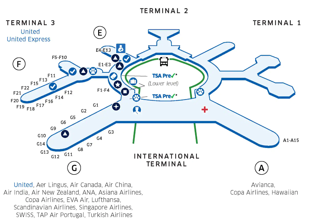 Consolidated Connection time/logistics-Domestic ... on las terminal 3 map, sfo airport, lax terminal 3 map, jfk terminal 3 map, sfo united terminal, lga terminal 3 map, toronto pearson terminal 3 map, fco terminal 3 map, manila terminal 3 map, sfo gate 90, sky harbor terminal 3 map, sfo terminal 1, cancun international airport terminal map, dubai airport terminal 1 map, gru terminal 3 map, chicago o'hare terminal 3 map, fll terminal 3 map, phx terminal 3 map, mccarran terminal 3 map, cvg terminal 3 map,