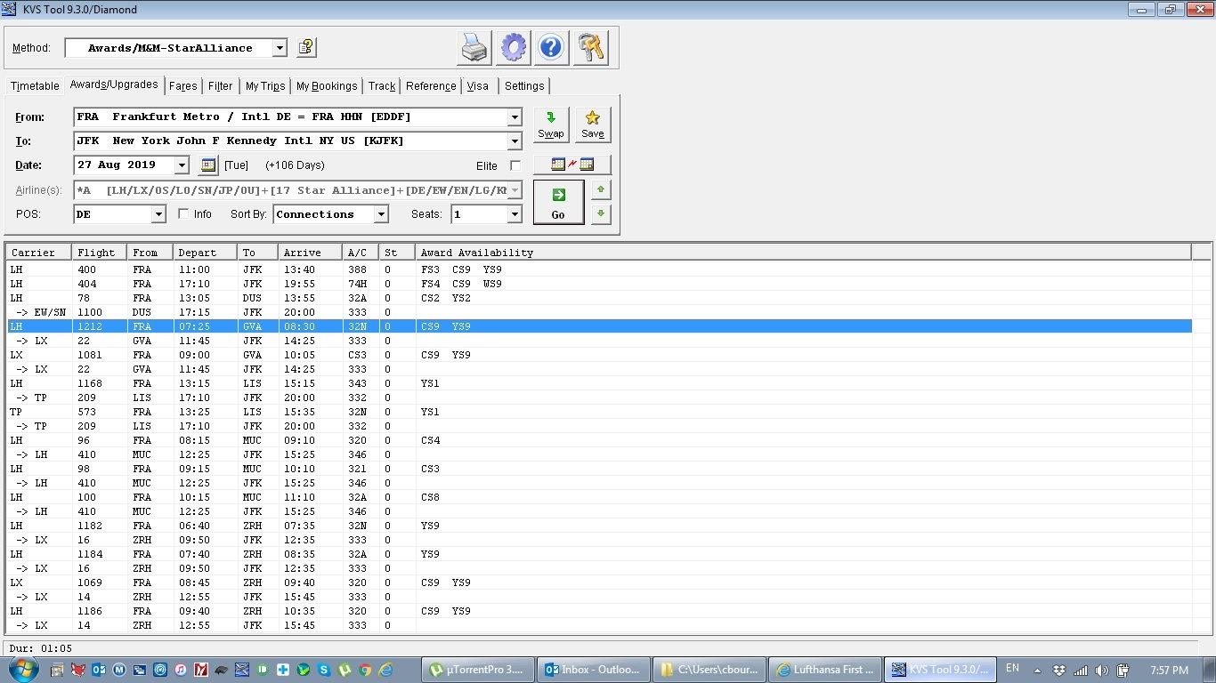 Tcl Lx Screenshot