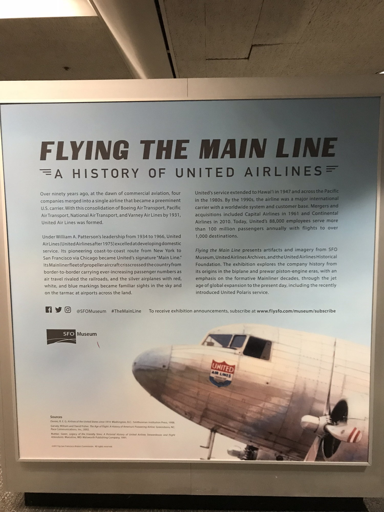 an introduction to the history of united airlines aircraft Boeing 777 history boeing 777 of the boeing 777 14 october 1990: united airlines placed an the boeing 777 300, received their first aircraft.