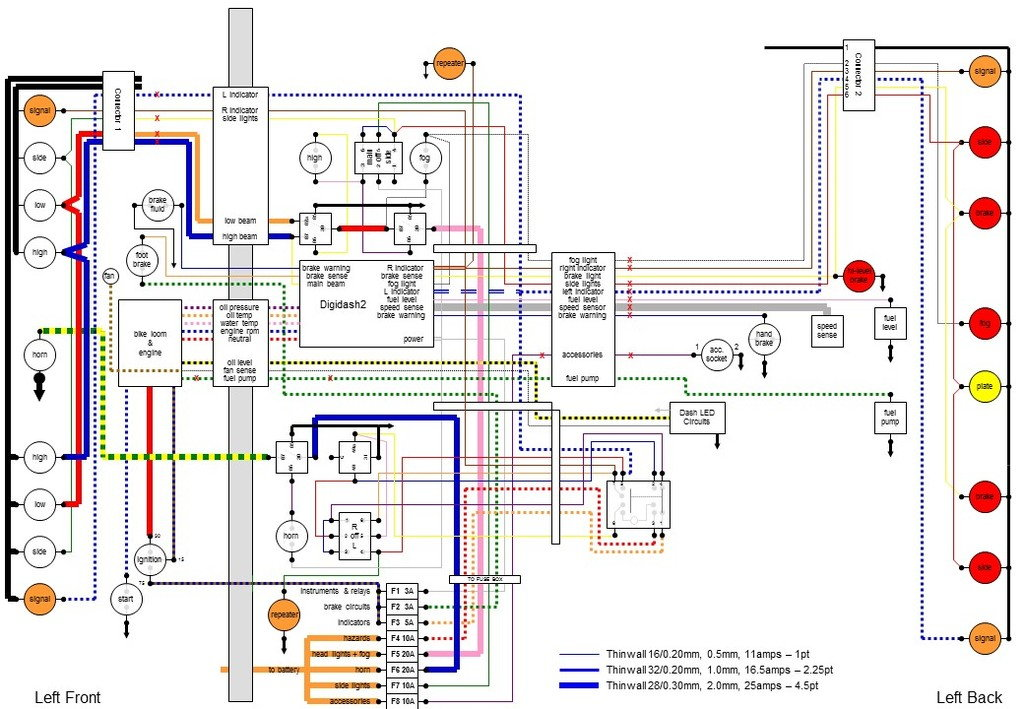 U0026 39 48 F1 Pickup Wiring Advice