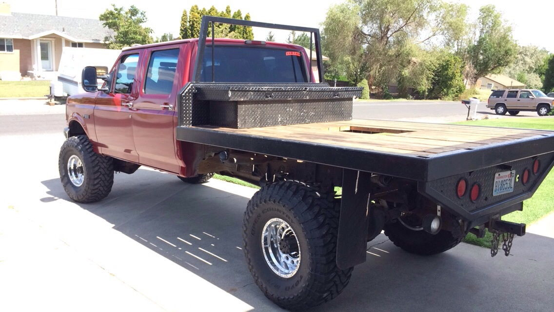 Obs Flatbed Pic Thread Ford Truck Enthusiasts Forums