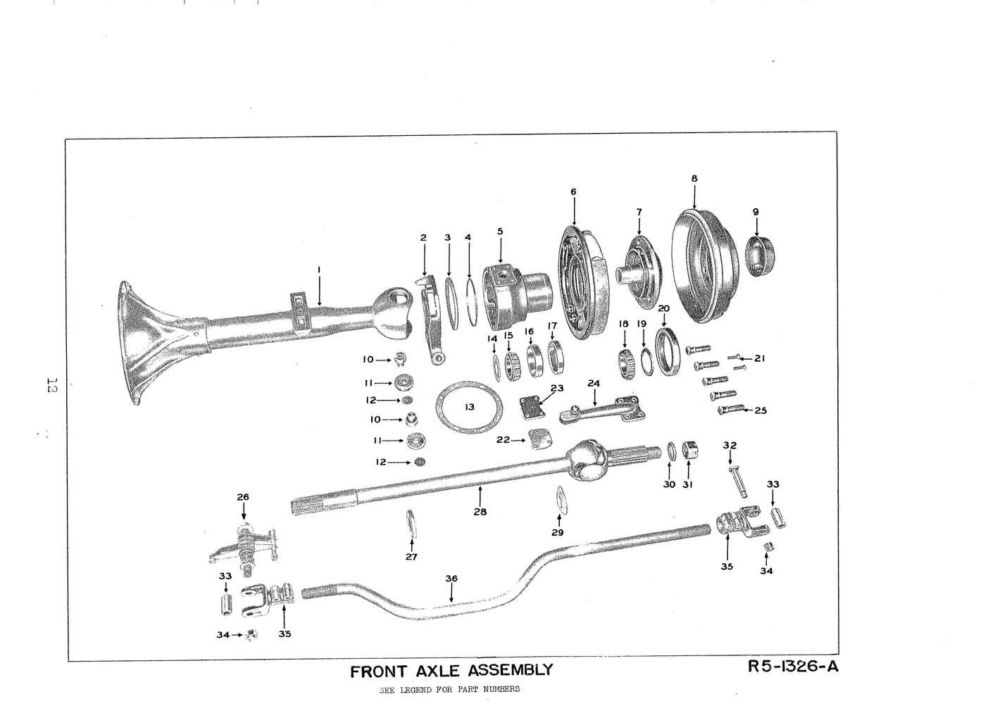 u0026 39 49 f4 disc brake conversion - page 2