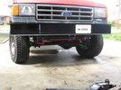 Garage - Red Truck
