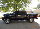My awesome Top Kat F150