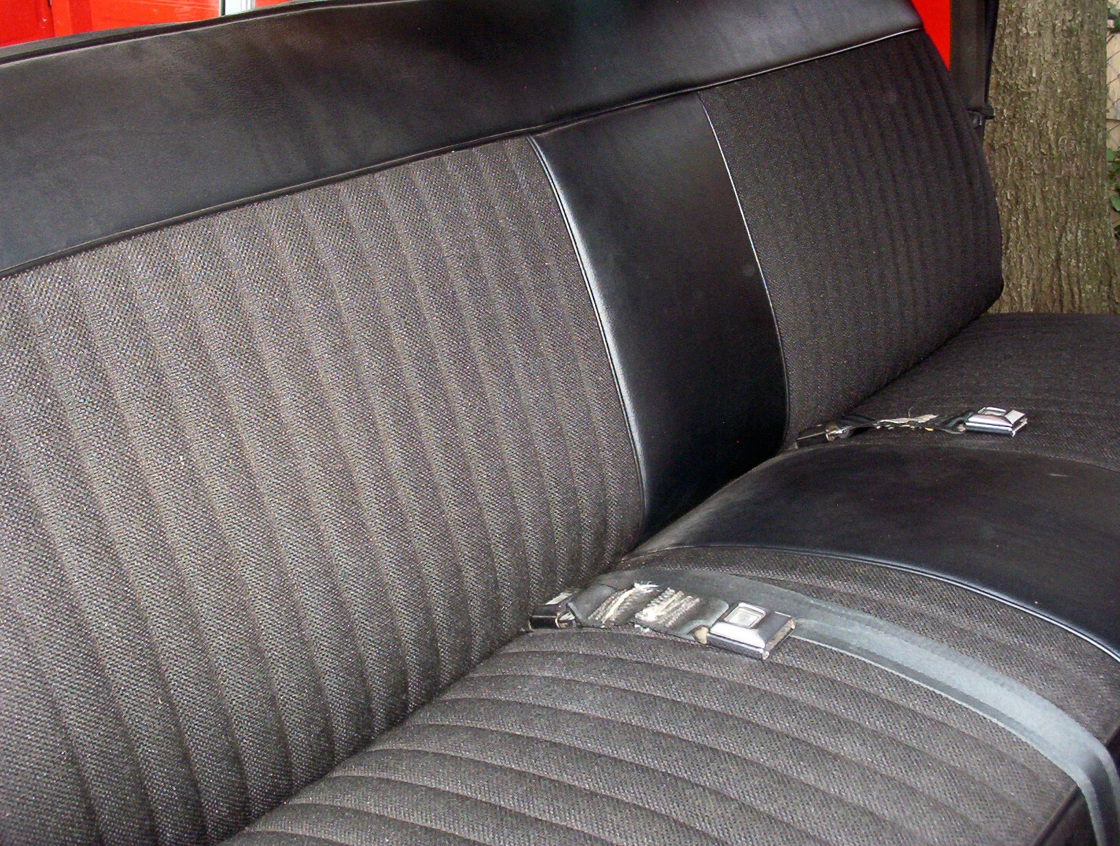 seat upholstery ford truck enthusiasts forums. Black Bedroom Furniture Sets. Home Design Ideas
