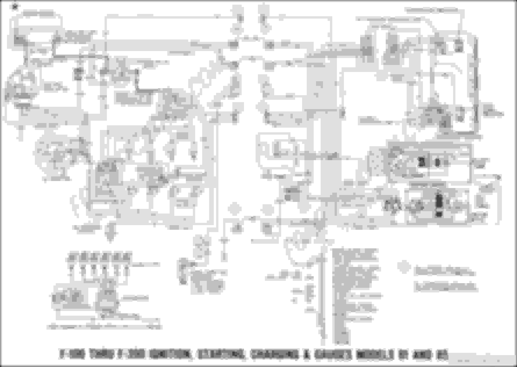 1970 F250 Wiring Diagram - Wiring Diagram K7 Factory Wiring Diagram Ford Maverick on