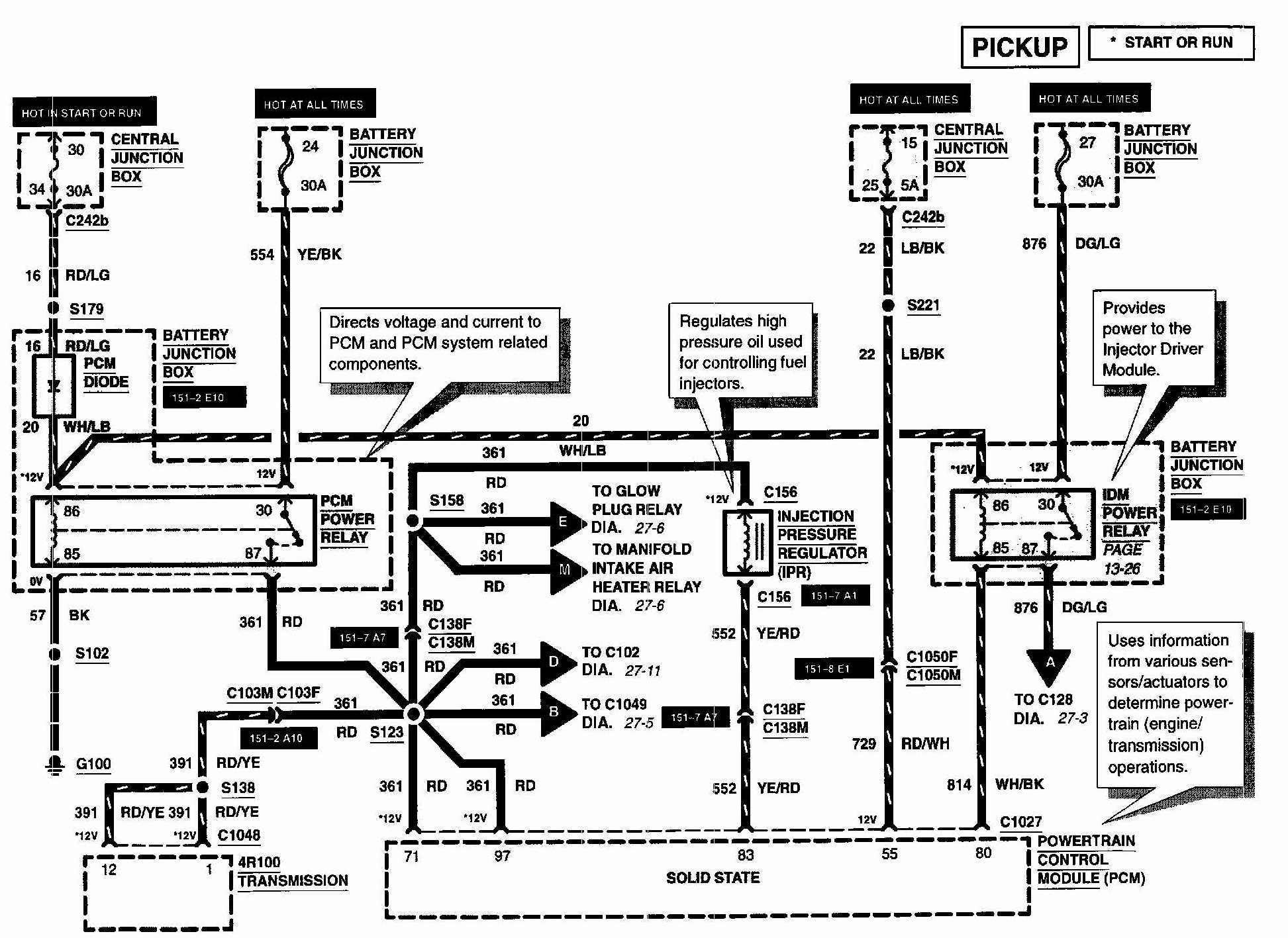 ford e350 wiring diagram sel html