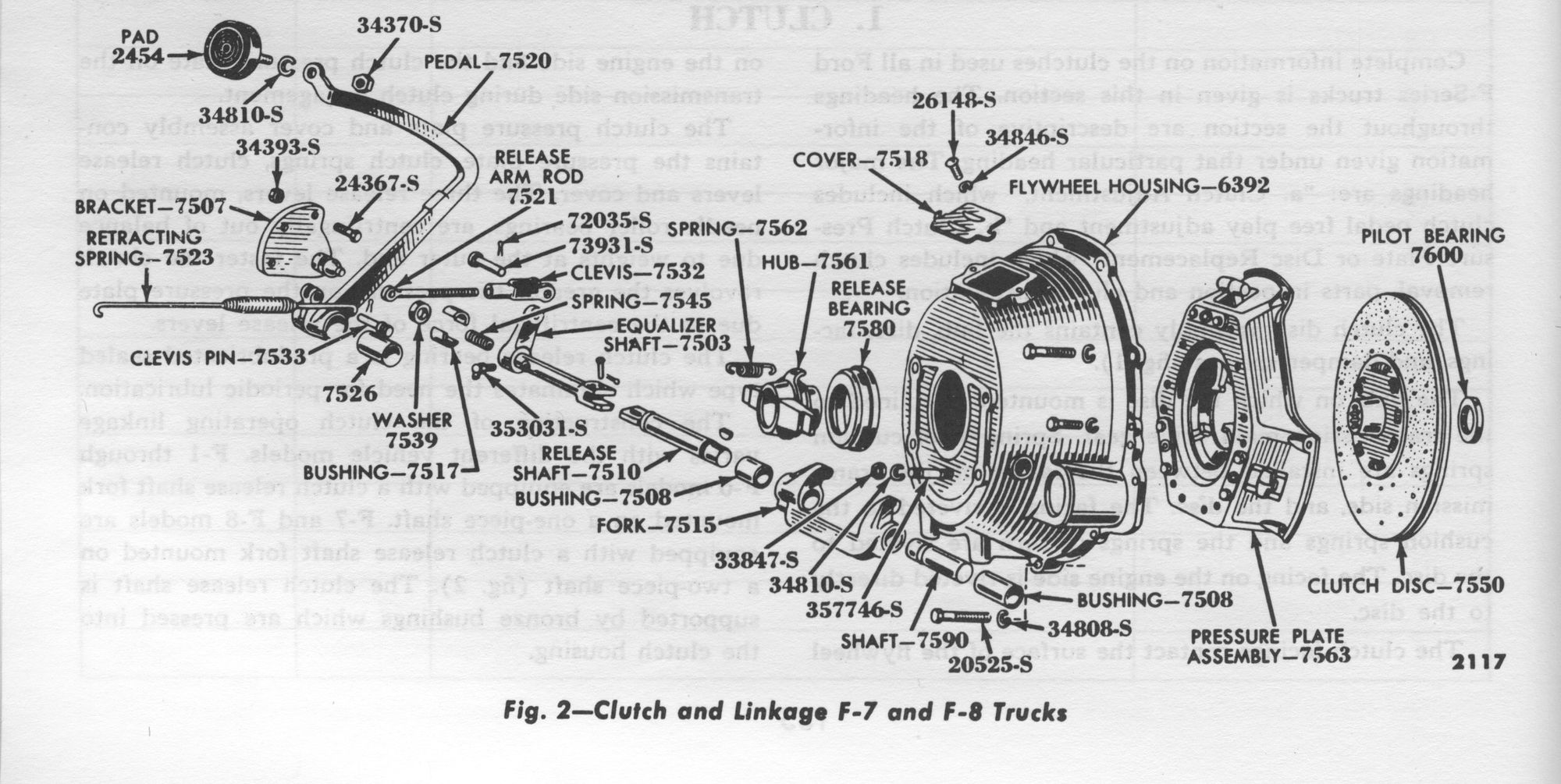 F1 Truck Clutch Pedal Travel Adjustment 101
