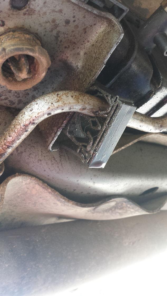 Grand Ledge Ford >> Transmission fluid leak by radiator.. - Ford Truck ...