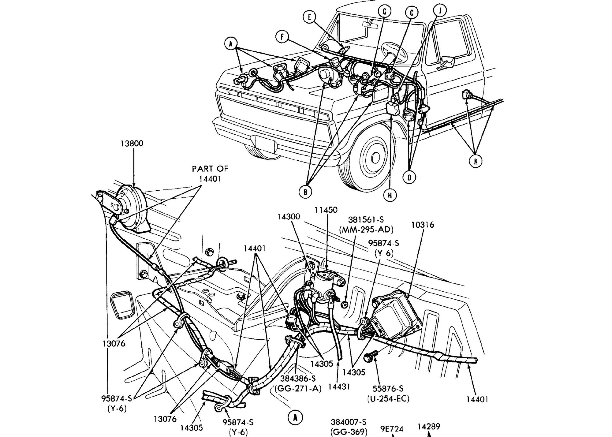 1978 Headlight Wiring Diagram